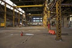 Depósito de tren de Atlanta Foto de archivo