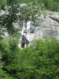 Depara,石头,例外, Imressive, Lepterija,索科矿泉村,塞尔维亚 免版税库存照片