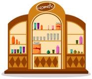 Departamento cosmético libre illustration