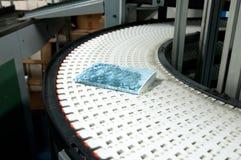 Departamento de impresión (impresión) de la prensa - línea de acabamiento Imagen de archivo libre de regalías