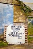 Departamento de la granja Fotografía de archivo