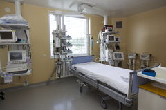 Departamento de medicina de la emergencia Fotos de archivo libres de regalías