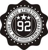 Departamento del atletismo Imágenes de archivo libres de regalías