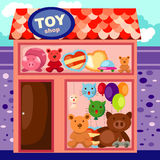 Departamento del juguete libre illustration