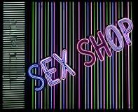departamento del sexo Fotografía de archivo libre de regalías