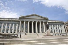 Departamento del Tesoro Fotos de archivo