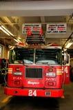 Departamento dos bombeiros New York Imagens de Stock