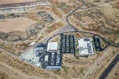 Departamento Headquartes de The Game e dos peixes em Phoenix o Arizona Fotografia de Stock Royalty Free