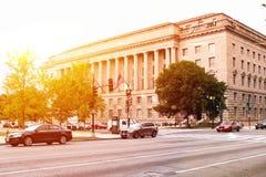 Departamentu Handlu USA washington dc USA Zdjęcie Royalty Free