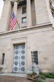 Departamentu Sprawiedliwości budynek Zdjęcie Stock