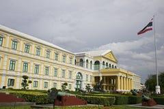Departement av försvar i Thailand Arkivfoto