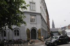 DEPARTEMENT FÖR HÄLSA OCH PENSIONÄRER Royaltyfri Fotografi