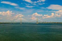 Departing Charleston Royalty Free Stock Photo