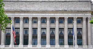 Department of Agriculture headquarters Building Royalty Free Stock Photography