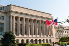Department of Agriculture Washington DC USA Royalty Free Stock Photo
