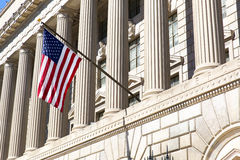 Department of Commerce Royalty Free Stock Image