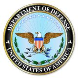 Department of Defense Royalty Free Stock Photo