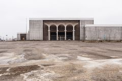 Free Department Store - Abandoned Randall Park Mall - Cleveland, Ohio Royalty Free Stock Photos - 109819748