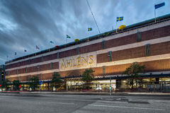 The department store Ahlens. Stock Images