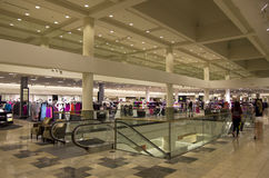 Department store fashion Royalty Free Stock Images
