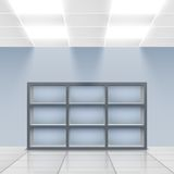 Department store interior detail Stock Images
