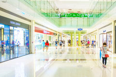 Department stores Royalty Free Stock Images