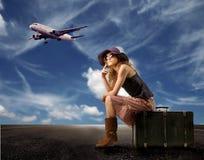 Departure Stock Image