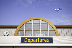 Departure Stock Photography