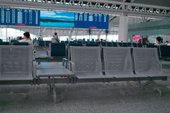 Departure hall royalty free stock images