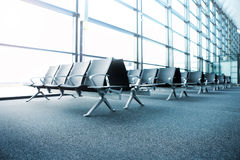 Departure lounge Royalty Free Stock Images