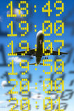 Departure times Royalty Free Stock Photography