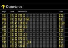 Free Departures Stock Photos - 16609213