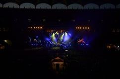 Depeche方式三角洲机器游览 免版税库存照片