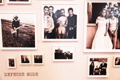 Depeche模式 库存照片