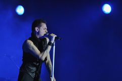 depeche模式 免版税库存照片