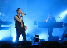 Depeche Mode Imagem de Stock Royalty Free
