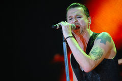 Depeche Mode Stockfoto