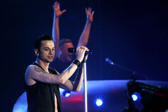 Depeche Mode Photo libre de droits