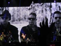 Depeche Mode Lizenzfreie Stockfotos