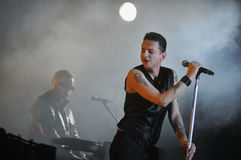 Depeche Mode Immagine Stock