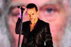 Depeche Mode concert Stock Images