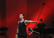 Depeche Mode Dave Stock Photo