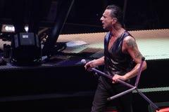 Depeche Mode - der Maschinen-Ausflug 5 Lizenzfreies Stockfoto