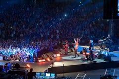 Depeche Mode Live Lizenzfreie Stockbilder