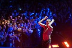 Depeche Mode  Live Stock Photos