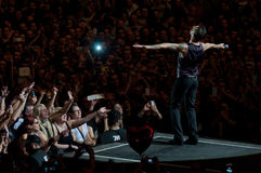 Depeche Mode Live Royalty Free Stock Images