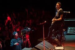 Depeche Mode Live Stock Photo