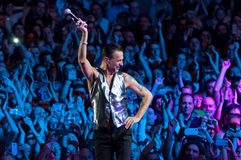 Depeche Mode Live Royalty Free Stock Photography