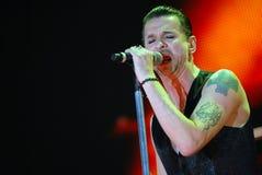 Depeche Tryb zdjęcie stock
