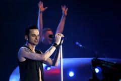depeche tryb Zdjęcie Royalty Free